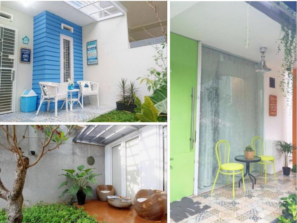 100 Model Teras Rumah Sederhana