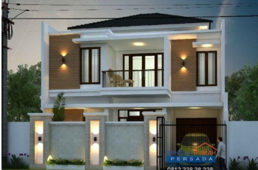Desain Rumah Minimalis 2 Lantai Di Lahan 10x12 M2 Desain Ini