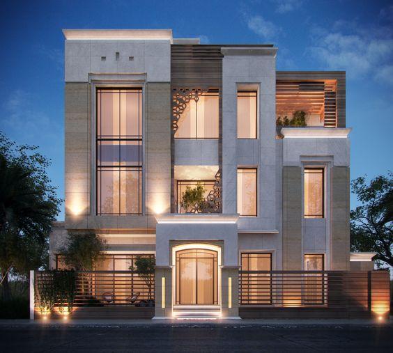 Home Design Ideas Elevation: Desain Rumah Timur Tengah