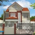 Rumah Bpk. Fandy / Ibu Gisella  Pondok Kelapa Jakarta Timur