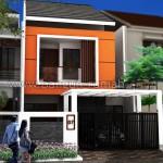 Desain Rumah 2 Lantai di Lahan 7 x 18 M2