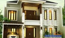 Desain Rumah Bapak Taufiq