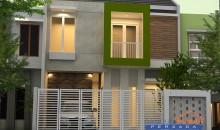 Desain Rumah Ibu Ossi