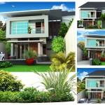 Rumah Ibu Lily  Di  Cipete Jakarta Selatan