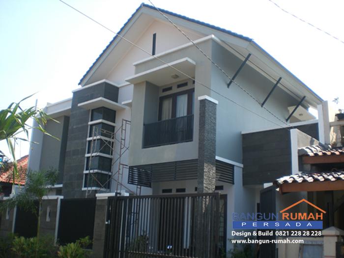 Proyek Pembangunan Rumah Bapak Azka di Cempaka Baru Jakarta Pusat