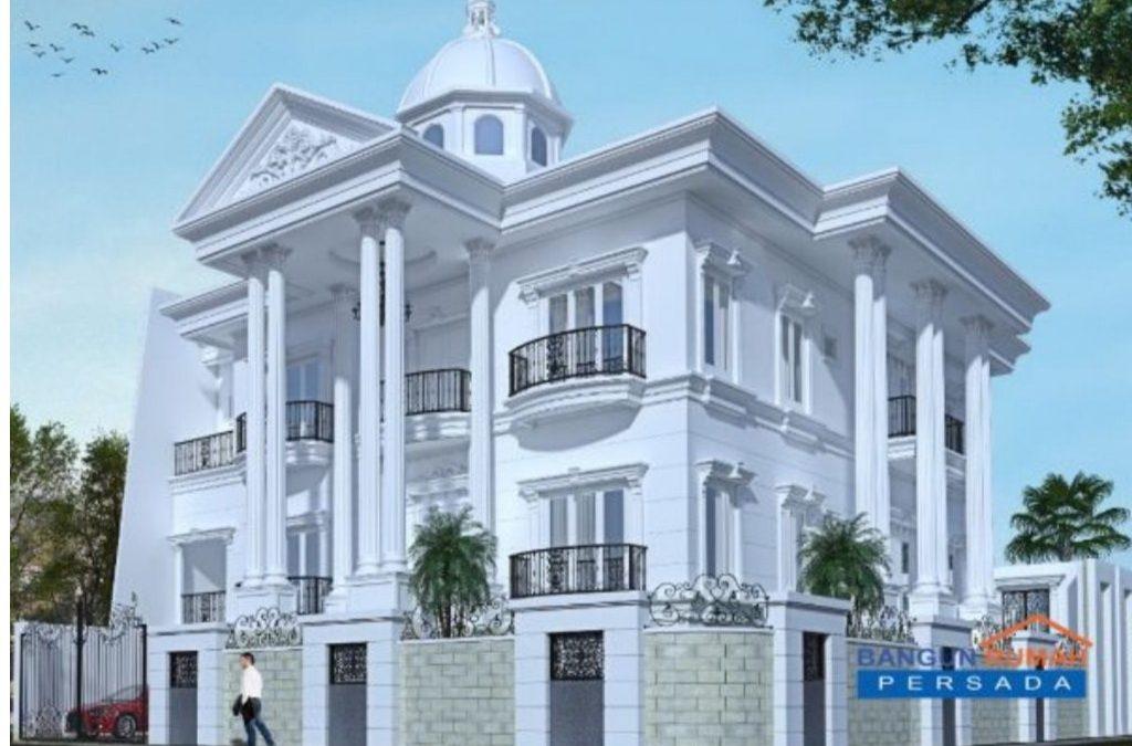 Model Rumah Klasik Indonesia