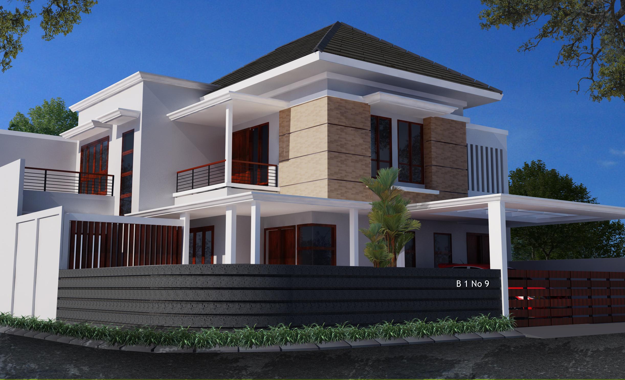 Pembuatan Desain Rumah Berkualitas Lampung