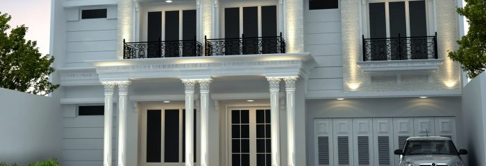 Jasa Desain Rumah Berkualitas Palembang