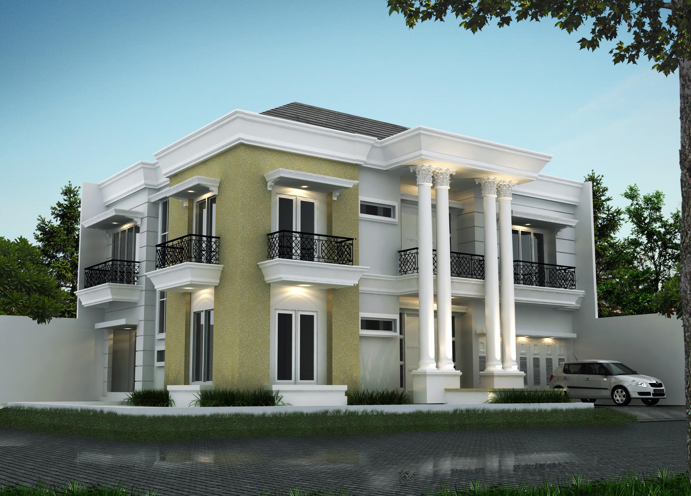 'Pembuatan Desain Rumah Berkualitas Bogor'