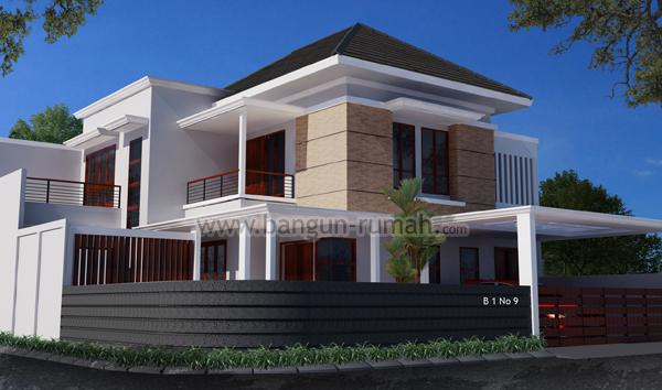 'Pembuatan Desain Rumah Berkualitas Lampung'