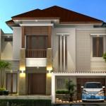 Rumah Bpk. Alamsyah  Bintaro Jakarta Selatan