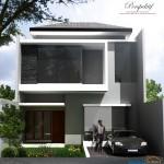 Rumah Bpk. Helmy Kristanto  Kebon Jeruk Jakarta Timur