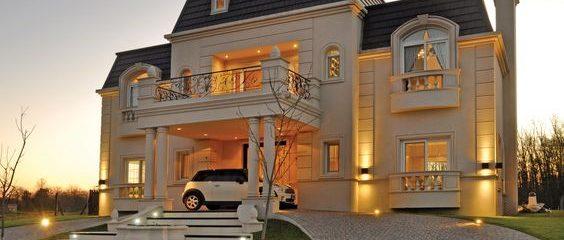45 Gambar Desain Rumah Mewah