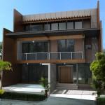 Rumah Bpk. Cris  Cileduk Tangerang