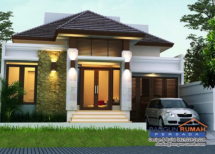 Rumah Satu Lantai