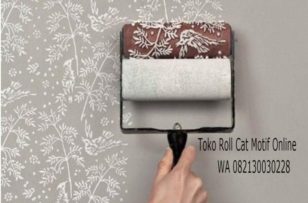 Toko Roller Cat Motif Murah