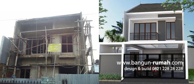 Desain Rumah & Bangun Rumah di Duren Tiga Jl. Potlot Jakarta Selatan