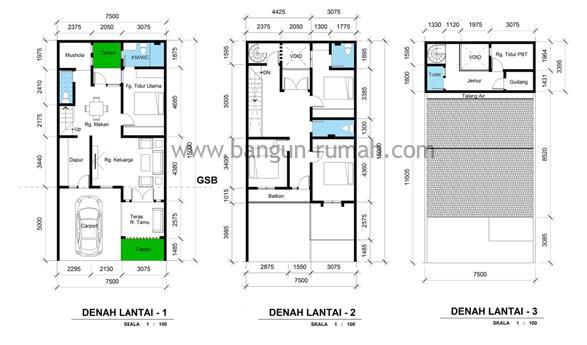 Image Result For Desain Interior Rumah X