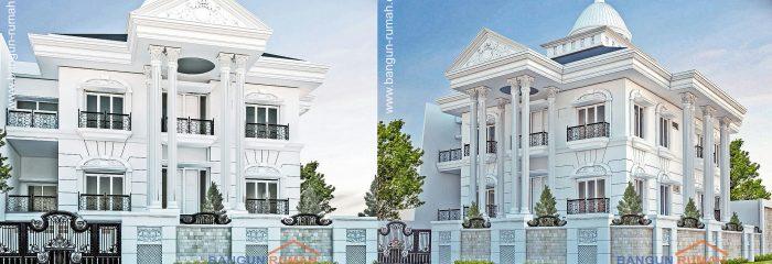 Desain Rumah Klasik Jakarta