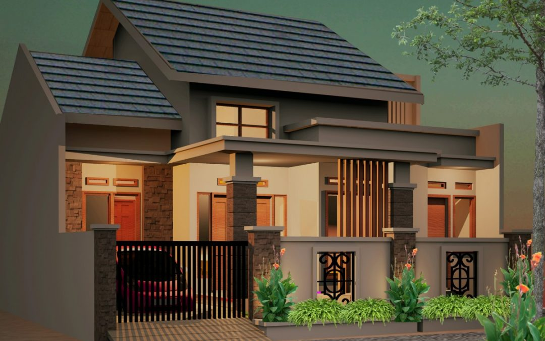 Desain Rumah Minimalis yang Kini Tengah Booming