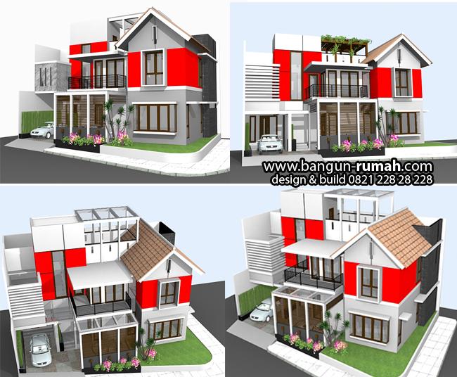 Desain Rumah Minimalis Yang Banyak Diminati
