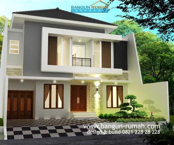 Related Posts. Desain Rumah ... & Desain Rumah Modern Tropis di Cempaka Putih Jakarta Pusat ~ Desain ...