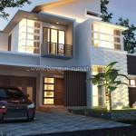 Desain Rumah Tahun 2013 | Studio BRP PULOMAS Jakarta