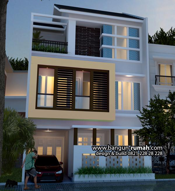 Ikea Indonesia On Twitter Ini Salah Satu Ruang Keluarga: Desain Rumah Bapak Anton Di Sunter