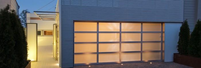 5 Ide Desain Pintu Garasi Modern
