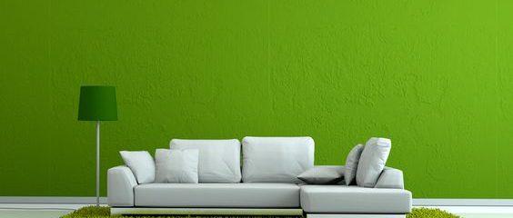 Interior Rumah Warna Hijau Favorite Banyak Orang