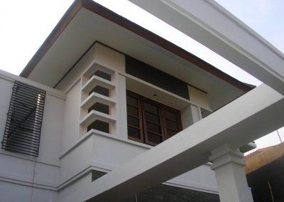 Proyek Rumah Tinggal di Pancoran Jakarta Selatan