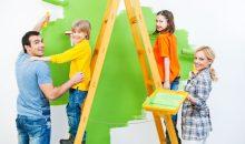 Cara Hemat Dan Mudah Mengecat Rumah Tanpa Tukang