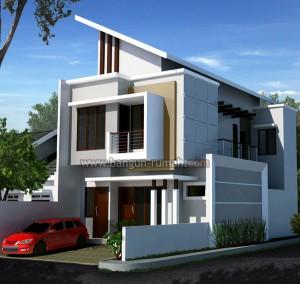 desain rumah hook lebar tanah 7 meter x 17 meter ~ desain