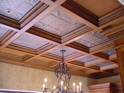 Contoh Gambar Plafon Kayu  tukang bangun rumah rumah sederhana dari kayu
