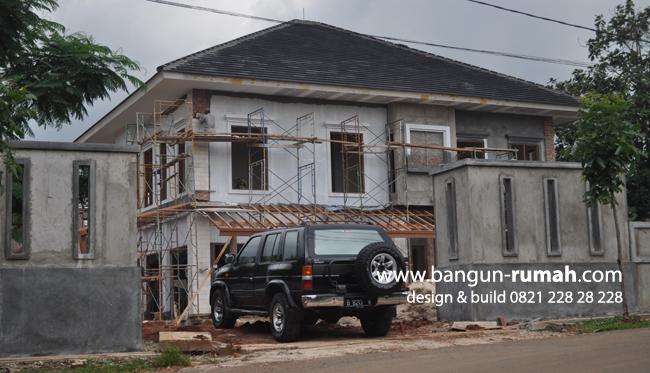 Harga Membangun Rumah Jakarta