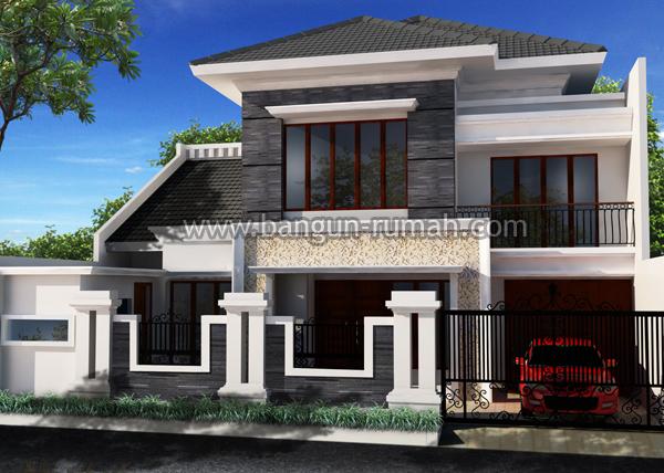 Desain Rumah Di Kayumas Jakarta Timur Desain Rumah Online