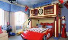 25 Dekorasi Ruang Tidur Anak Laki-laki Terfavorit
