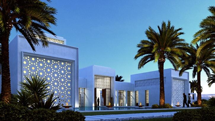 32 Gambar Rumah Modern Ala Timur Tengah