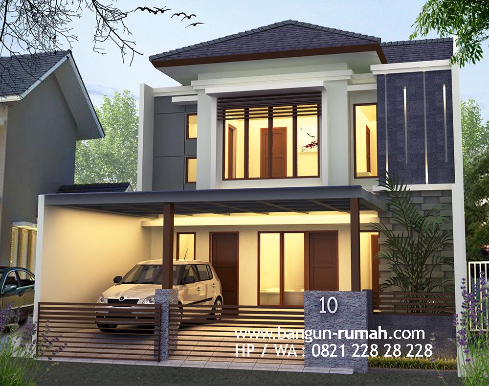Desain Rumah  X 15 M2 Desain Rumah Bekasi