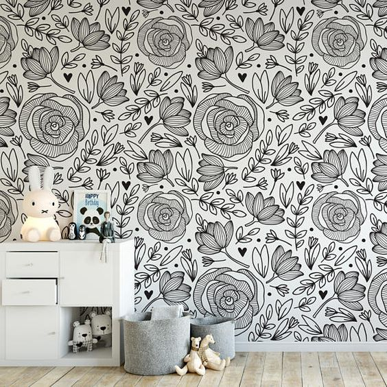 Desain Wallpaper Dinding Rumah Terbaru Desain Rumah Online