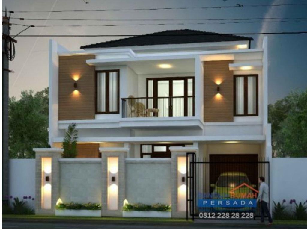 Mẫu thiết kế nhà 2 tầng tối giản trên mảnh đất 10x12 m2