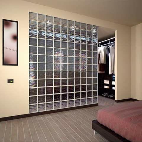 interior glass block ~ desain rumah online