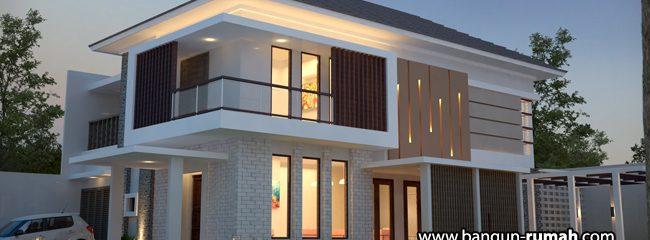 41 Gambar Desain Rumah Impian Banyak Orang