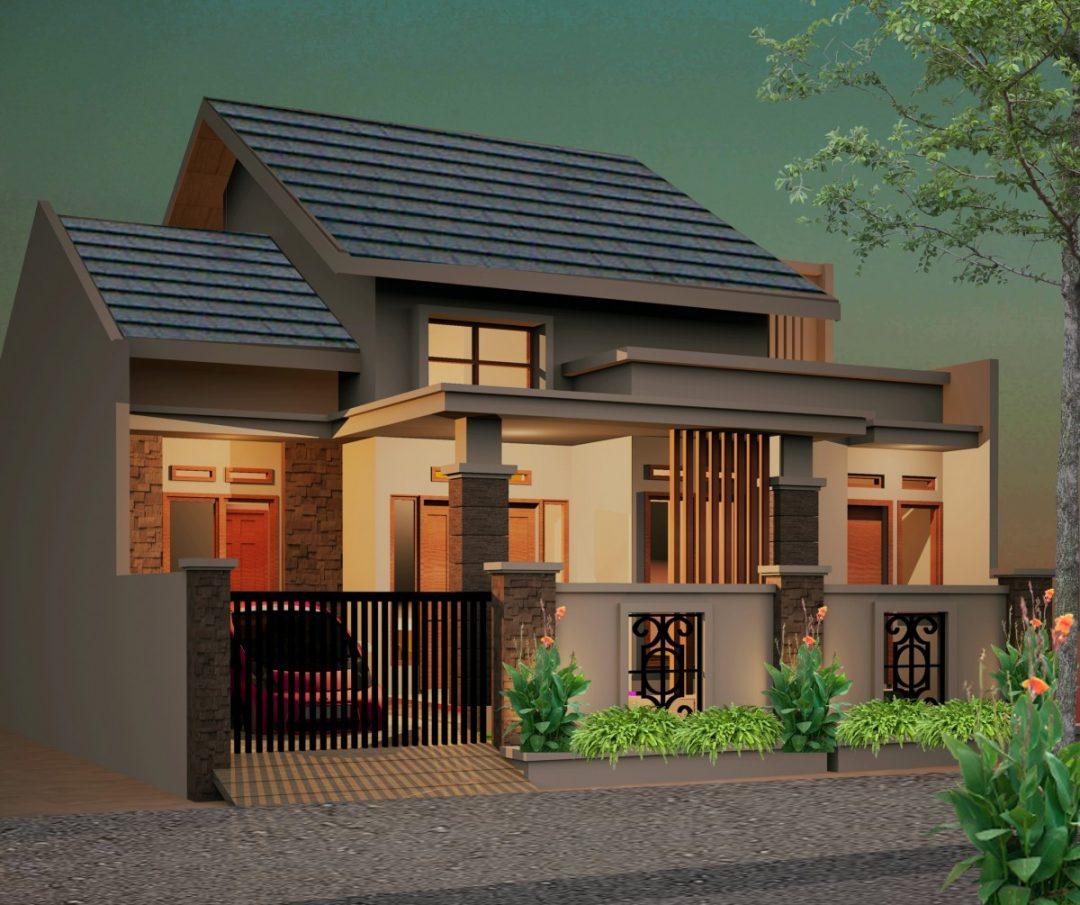 Proyek Bangun Rumah 1 Lantai di Kutabumi Tangerang, Rumah Bapak Ali