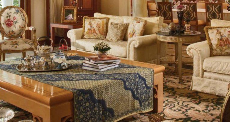Interior Batik Untuk Rumah Tinggal ~ Desain Rumah Online