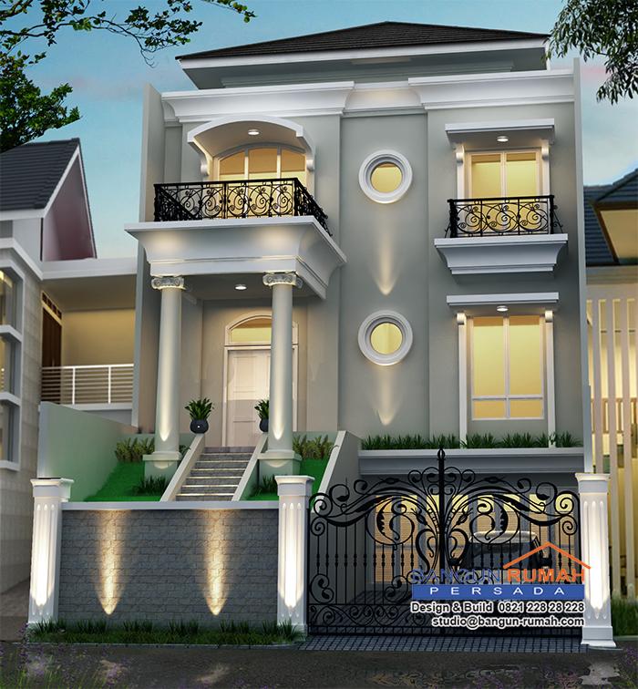 Gambar Rumah Modern Klasik
