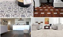 105 Desain Lantai Rumah Dari Keramik Dan Kayu
