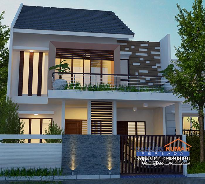 Desain Rumah Terbaru, Gambar Rumah, Denah Rumah Modern
