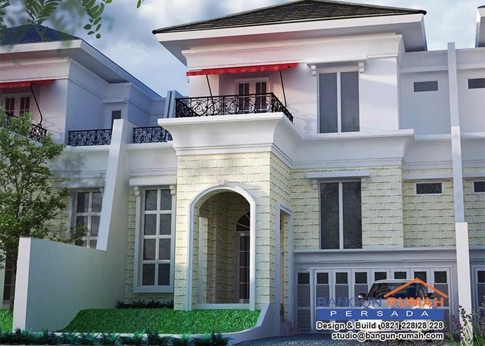 Desain Rumah Bapak Rusli
