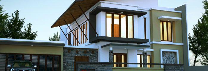 Pembuatan Desain Rumah Murah Aceh